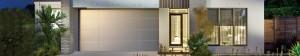Aluminium Comp garage door banner