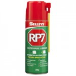 RP7 garage door lubrication