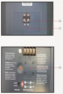 ol4 garage door opener