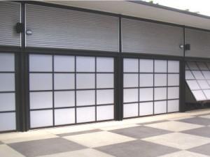 SC1000 Tilt Up Counterweight Balanced Door