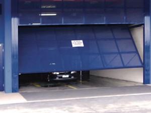 SC1500 Fully Recessed Counterweight Balanced Door